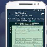 Consulta Situação do CRLV-e