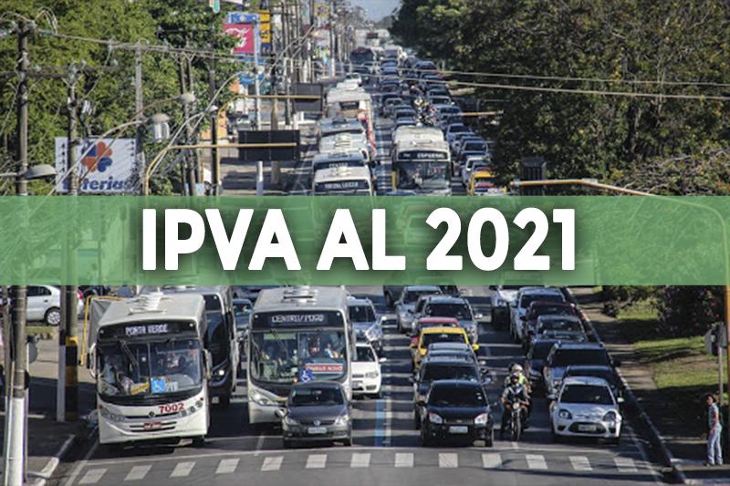 IPVA AL 2021